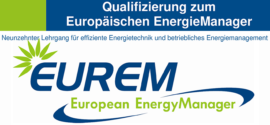 EUREM - European Energy Manager