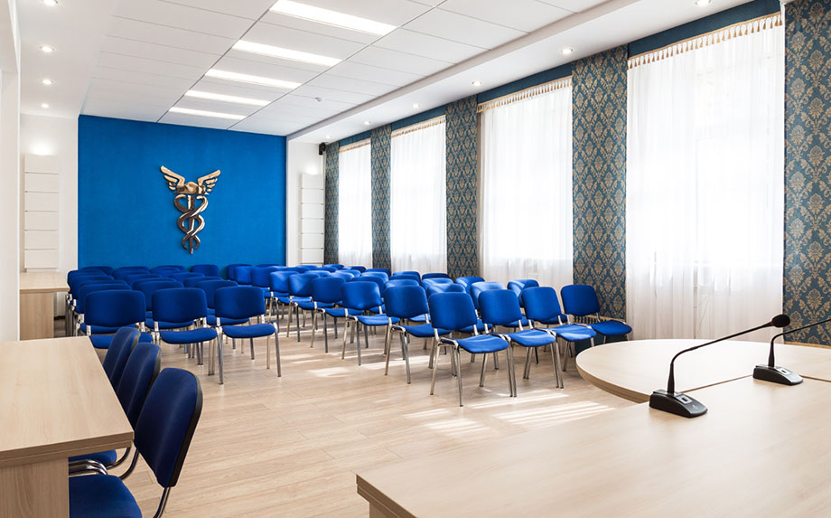 Rent rooms and conference rooms