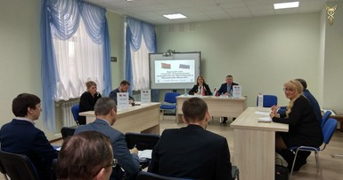 Business mission of Naro-Fominsk delegation